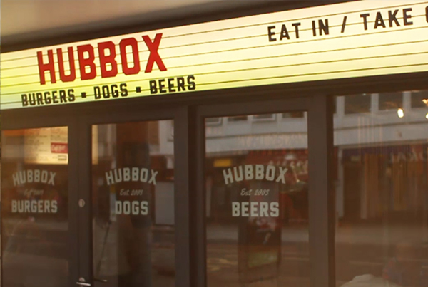 The Hub and Hubbox Restaurants