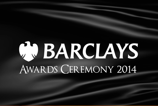 Barclays Awards Ceremony 2014